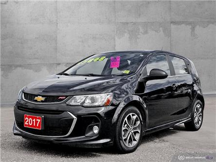 2017 Chevrolet Sonic LT Auto (Stk: 5393) in Quesnel - Image 1 of 23