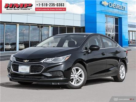 2018 Chevrolet Cruze LT Auto (Stk: 82195) in Exeter - Image 1 of 27