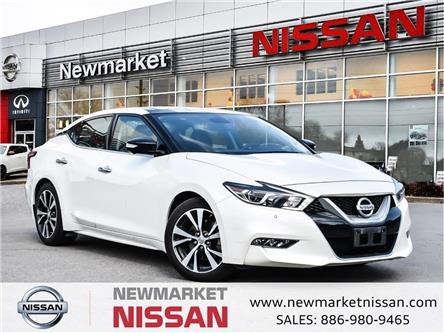 2017 Nissan Maxima Platinum (Stk: UN1098) in Newmarket - Image 1 of 13