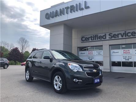 2014 Chevrolet Equinox 2LT (Stk: 20627A) in Port Hope - Image 1 of 17