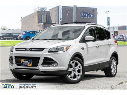 2016 Ford Escape Titanium (Stk: C70477) in Milton - Image 1 of 21
