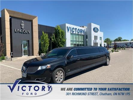 2013 Lincoln MKT Builders Package Limo/Hearse (Stk: 2L1MJ5) in Chatham - Image 1 of 30