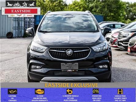 2019 Buick Encore Sport Touring (Stk: KB854822) in Markham - Image 1 of 23