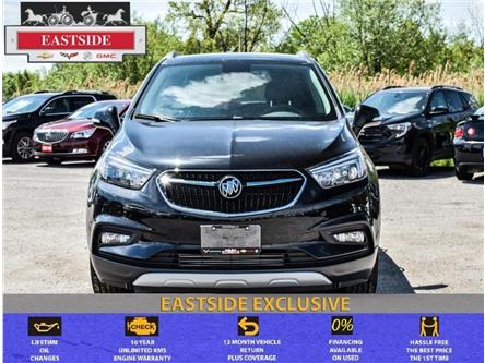 2019 Buick Encore Sport Touring (Stk: KB878509) in Markham - Image 1 of 25