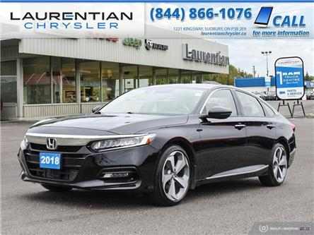 2018 Honda Accord Touring (Stk: P0045A) in Sudbury - Image 1 of 31