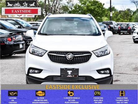 2019 Buick Encore Sport Touring (Stk: KB875555) in Markham - Image 1 of 24