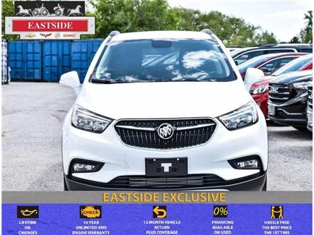 2019 Buick Encore Sport Touring (Stk: KB893811) in Markham - Image 1 of 22