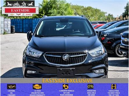 2019 Buick Encore Sport Touring (Stk: KB894534) in Markham - Image 1 of 24