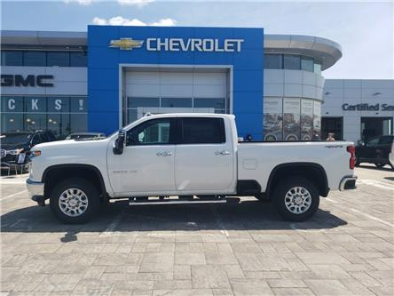 2020 Chevrolet Silverado 2500HD LTZ (Stk: 205007) in London - Image 1 of 9