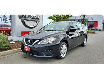 2017 Nissan Sentra 1.8 S (Stk: 9AL8670A) in Courtenay - Image 1 of 9