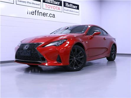 2019 Lexus RC 350 Base (Stk: 193561) in Kitchener - Image 1 of 21