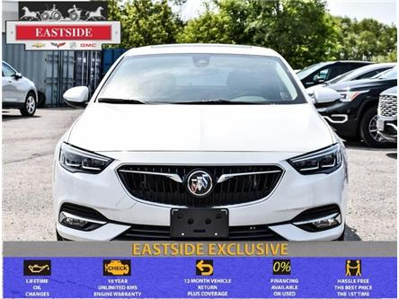2019 Buick Regal Sportback Essence (Stk: K1013403) in Markham - Image 1 of 25