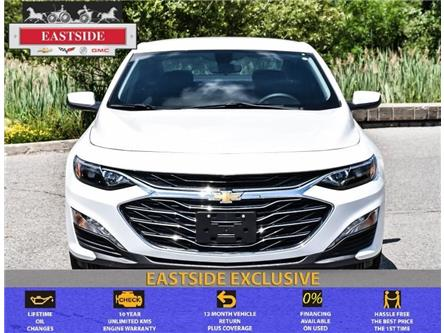 2019 Chevrolet Malibu LT (Stk: KF216914) in Markham - Image 1 of 25