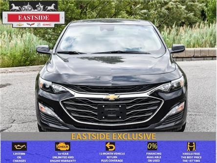 2019 Chevrolet Malibu LT (Stk: KF217891) in Markham - Image 1 of 24