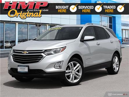 2018 Chevrolet Equinox Premier (Stk: 75859) in Exeter - Image 1 of 27