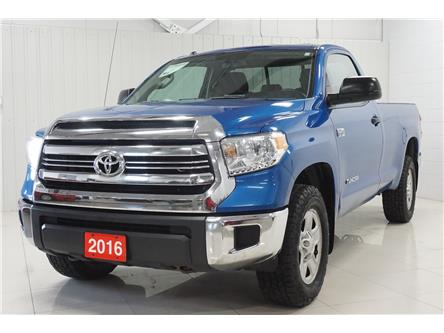 2016 Toyota Tundra SR 5.7L V8 (Stk: P5810) in Sault Ste. Marie - Image 1 of 17