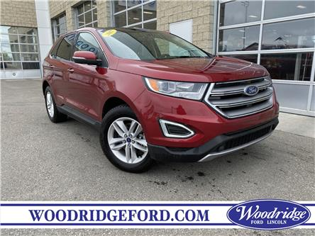 2017 Ford Edge SEL (Stk: 17503) in Calgary - Image 1 of 22
