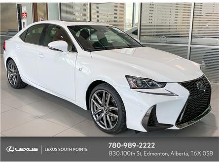 2020 Lexus IS 350 Base (Stk: LL00599) in Edmonton - Image 1 of 18
