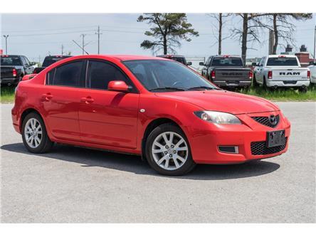 2009 Mazda Mazda3 GX (Stk: 27479UZ) in Barrie - Image 1 of 9