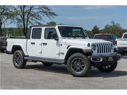 2020 Jeep Gladiator Overland (Stk: 33062) in Barrie - Image 1 of 28