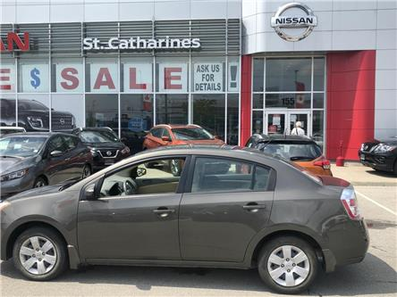 2009 Nissan Sentra  (Stk: KI19179A) in St. Catharines - Image 1 of 9