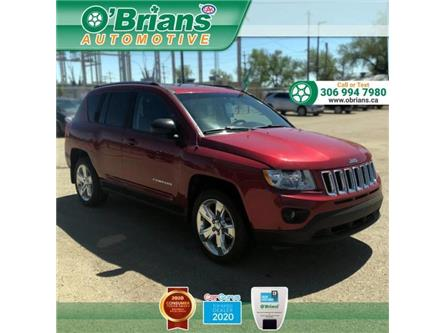 2013 Jeep Compass Limited (Stk: 13070A) in Saskatoon - Image 1 of 20
