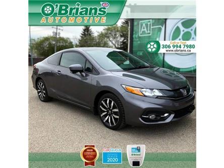 2014 Honda Civic EX-L Navi (Stk: 13112A) in Saskatoon - Image 1 of 20
