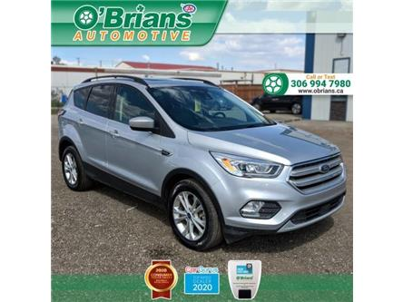 2018 Ford Escape SEL (Stk: 12810B) in Saskatoon - Image 1 of 22
