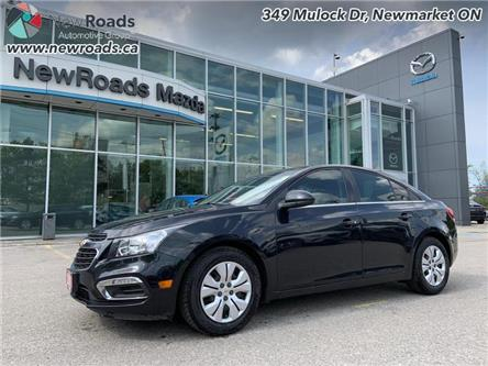 2016 Chevrolet Cruze Limited LT w/1LT (Stk: 14380A) in Newmarket - Image 1 of 30