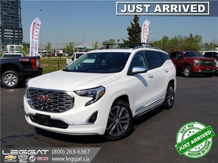 2018 GMC Terrain Denali (Stk: 6071A) in Burlington - Image 1 of 25