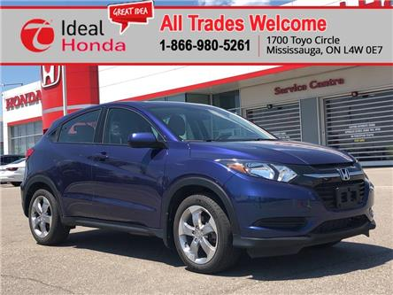 2017 Honda HR-V LX (Stk: I200358A) in Mississauga - Image 1 of 22