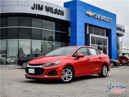 2019 Chevrolet Cruze LT (Stk: 2019306) in Orillia - Image 1 of 27