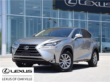 2017 Lexus NX 200t Base (Stk: UC7934) in Oakville - Image 1 of 27