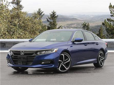 2020 Honda Accord Sport 1.5T (Stk: 20439) in Milton - Image 1 of 23