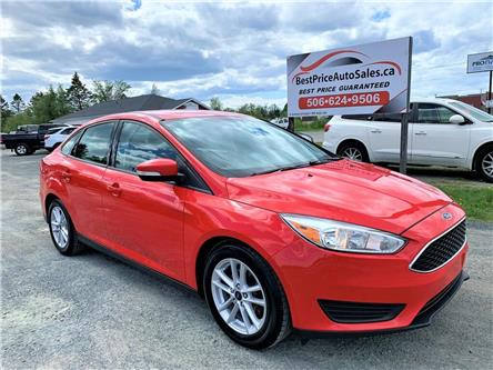 2017 Ford Focus SE (Stk: A3326) in Miramichi - Image 1 of 30