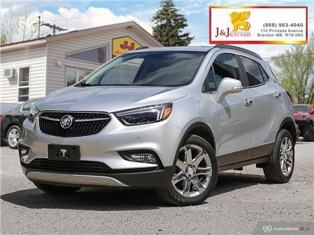 2017 Buick Encore Premium (Stk: J2042) in Brandon - Image 1 of 27