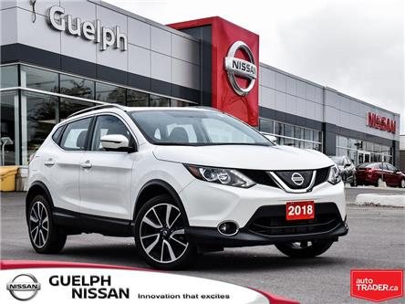 2018 Nissan Qashqai  (Stk: UP13732) in Guelph - Image 1 of 26