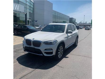 2018 BMW X3 xDrive30i (Stk: DB5988) in Oakville - Image 1 of 10