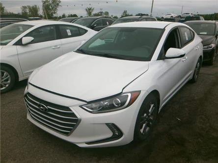 2017 Hyundai Elantra  (Stk: 336952) in Vaughan - Image 1 of 10