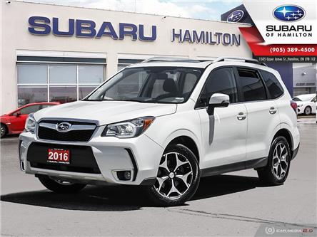 2016 Subaru Forester 2.0XT Limited Package (Stk: U1565) in Hamilton - Image 1 of 27
