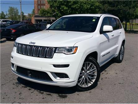 2018 Jeep Grand Cherokee Summit (Stk: P4901) in Ottawa - Image 1 of 28