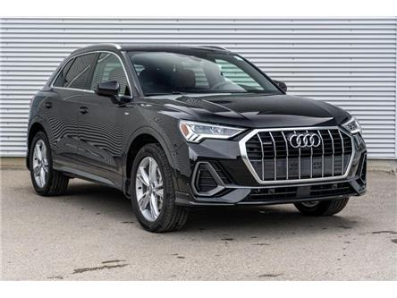2020 Audi Q3 45 Technik (Stk: N5520) in Calgary - Image 1 of 17