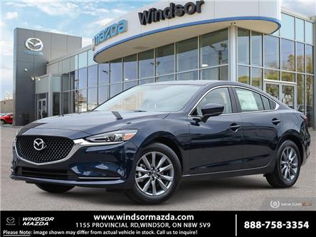 2020 Mazda MAZDA6 GS (Stk: M63016) in Windsor - Image 1 of 23