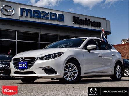 2016 Mazda Mazda3 Sport GS (Stk: P1976) in Markham - Image 1 of 25