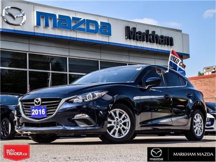 2016 Mazda Mazda3 Sport GS (Stk: D520010A) in Markham - Image 1 of 27