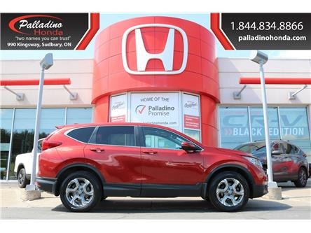 2017 Honda CR-V EX-L (Stk: U9607) in Greater Sudbury - Image 1 of 40