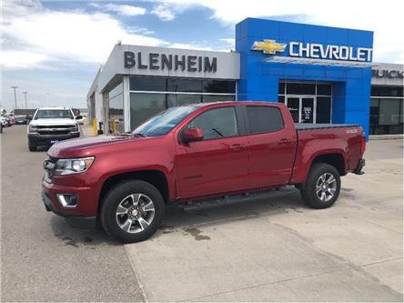 2020 Chevrolet Colorado Z71 (Stk: 0B026A) in Blenheim - Image 1 of 19