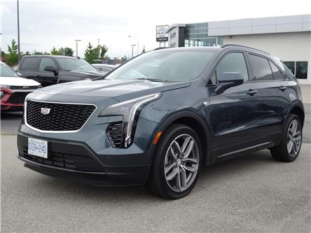 2020 Cadillac XT4 Sport (Stk: 0204620) in Langley City - Image 1 of 6