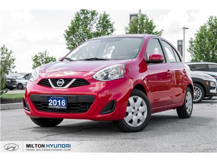 2016 Nissan Micra SV (Stk: 266295) in Milton - Image 1 of 5