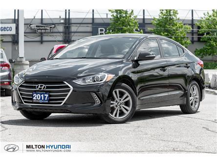 2017 Hyundai Elantra GLS (Stk: ) in Milton - Image 1 of 5